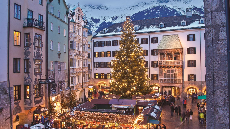 インスブルック「クリスマスマーケット」地元民熱愛グルメとは?