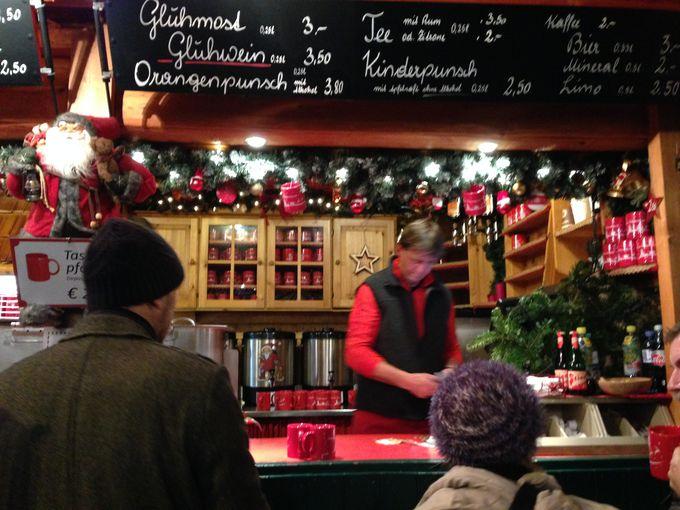 ザルツブルクのクリスマスマーケット攻略法