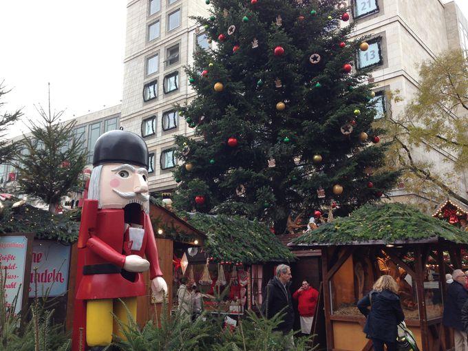 シュトゥットガルトのクリスマス、ちょっとイイ話?
