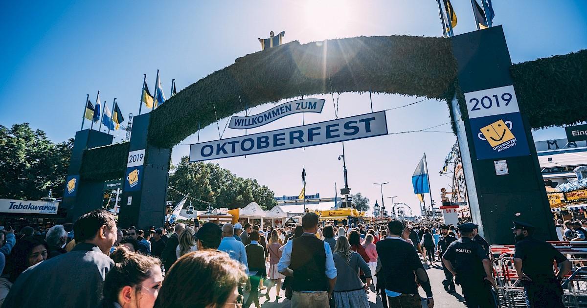 超ド級のビール祭り!ミュンヘンのオクトーバーフェストのすべて