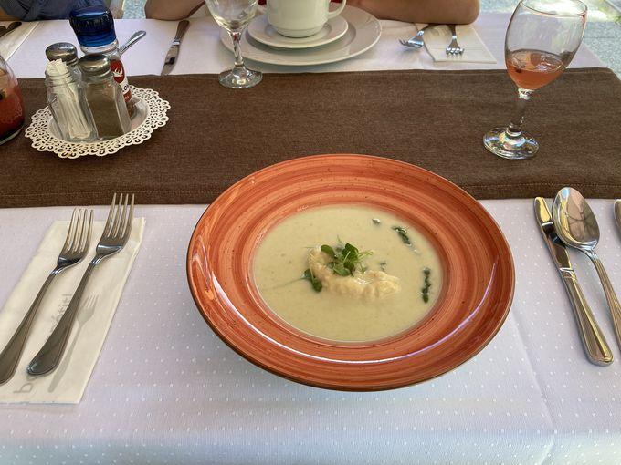 スタイリッシュなハンガリー料理