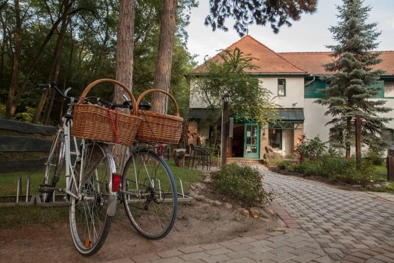 ホテルレストラン「ロシナンテ」ブダペスト近郊で楽しむ小粋な週末