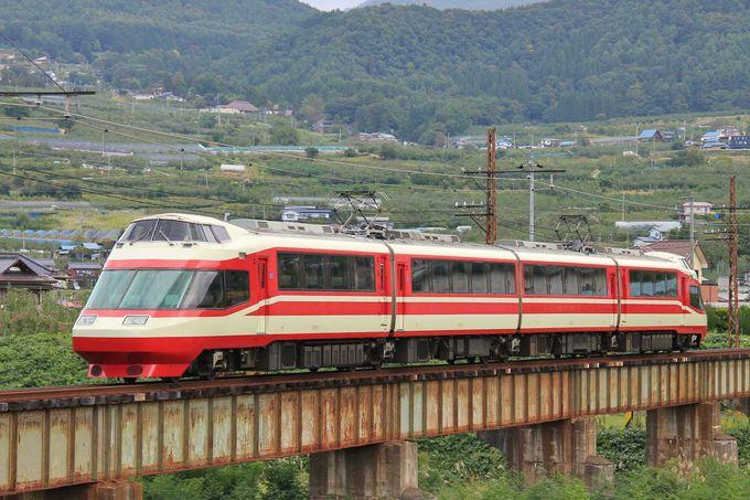 北信州の車窓を楽しみながらの鉄道の旅。