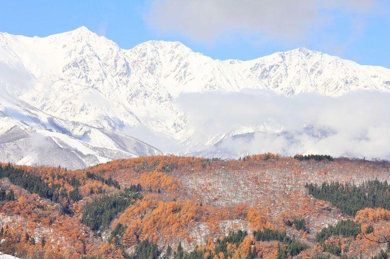 美しく雄大な北アルプスの眺望が楽しめる長野県白馬村へ