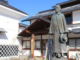 唱歌・「故郷(ふるさと)」の舞台 唱歌と童謡ゆかりの町   長野県中野市
