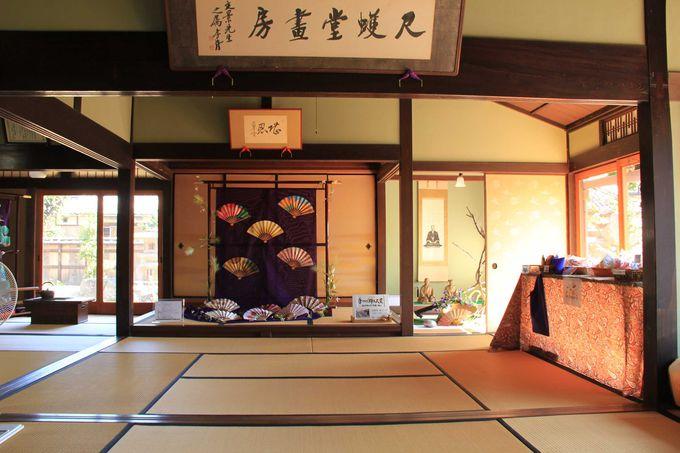 近江商人のお屋敷拝見「五個荘金堂」
