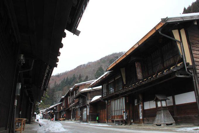 中村邸で江戸時代の町家の内部を見学