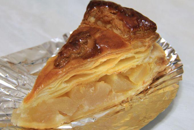 信州と言えば林檎の産地。「ベルジュ」の美味しいアップルパイ
