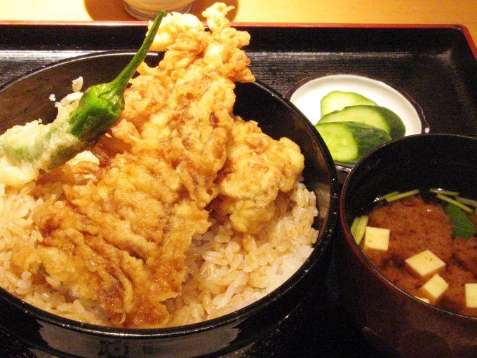 羽田で味わう地魚料理!ランチには羽田沖の江戸前穴子をいかがですか。