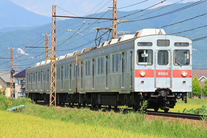 首都圏で現役の通勤電車が長野のローカル線でも活躍中