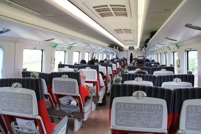 日本製振り子式電車、普悠瑪号で行く台湾東部幹線