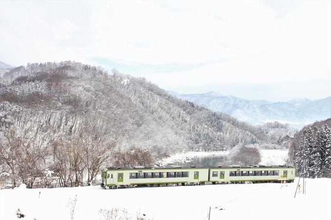 列車ポスターにも使われたお手軽撮影地。替佐〜蓮間