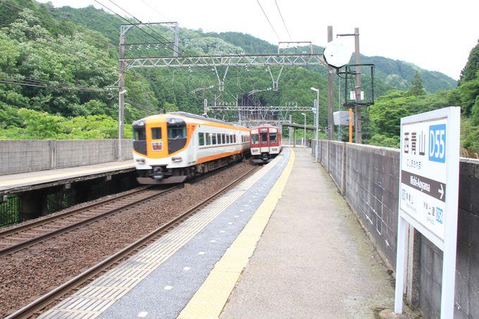 西青山駅は途中下車して訪ねたい近鉄の秘境駅