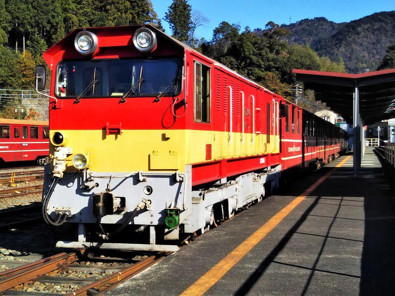 今や希少な客車列車の旅。魅力あふれる大井川鐵道道井川線へ