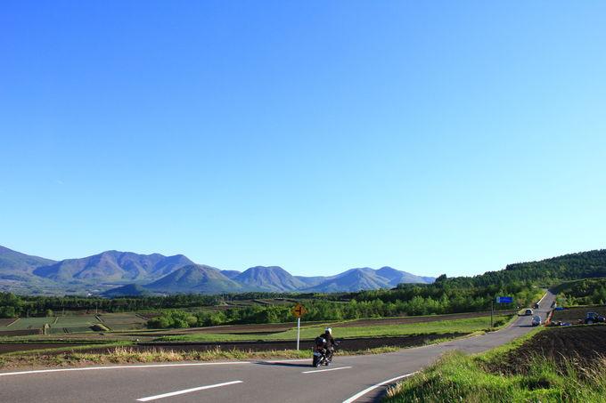 まるで北海道の様な風景!雄大なパノラマが魅力の北ルート