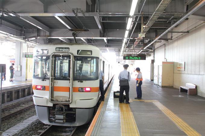 静岡から愛知へ。本長篠駅よりラストスパート1時間