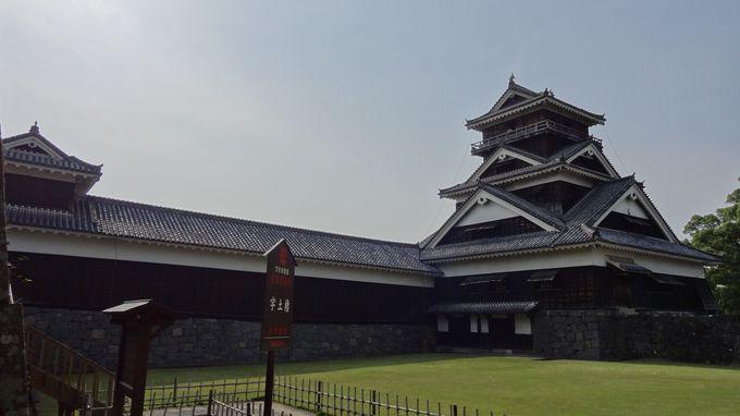 熊本城の現存建築13棟!その中で必見一押し「宇土櫓」