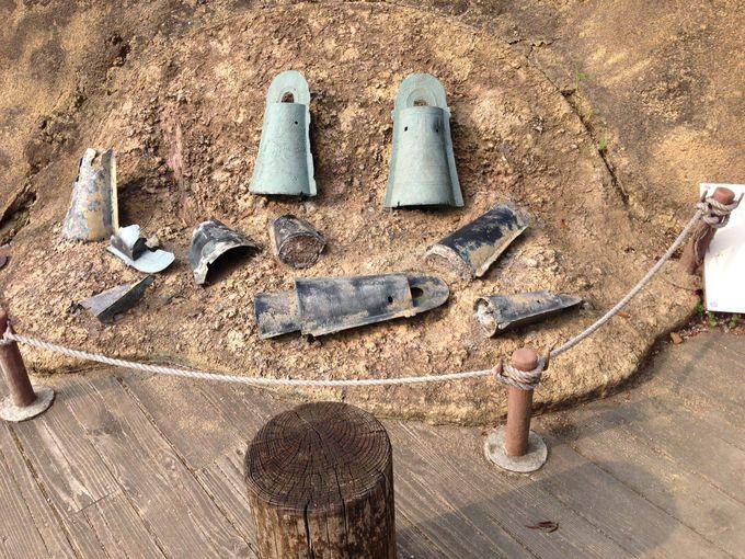 加茂岩倉遺跡の銅鐸発見の状況