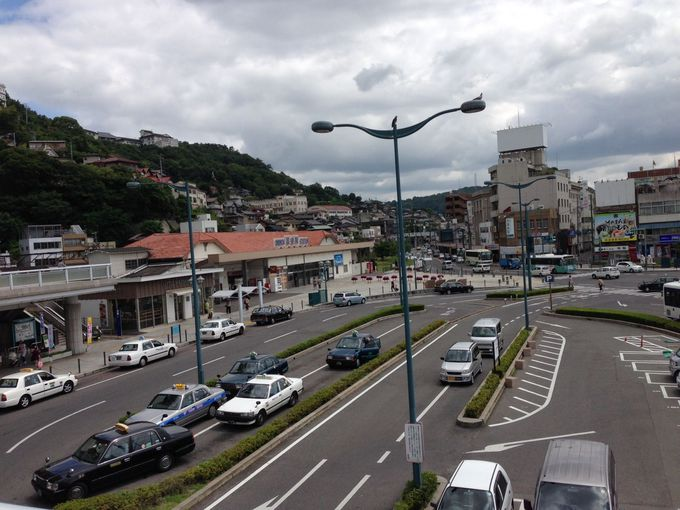 古き良きものと、新しさが同居する町!尾道