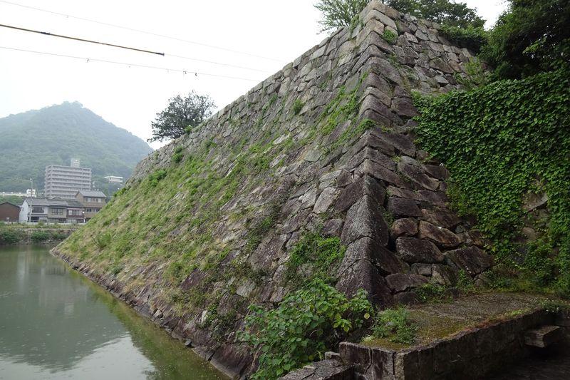 水軍の海城・三原城!小早川隆景の浮城と城下町散策