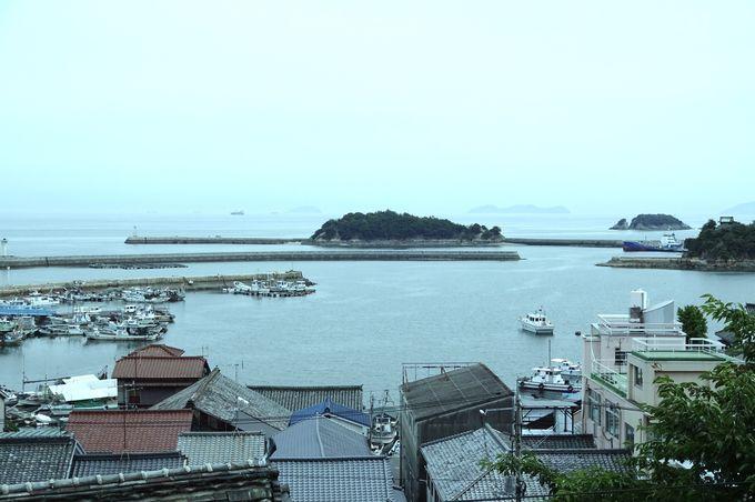 南北朝時代から江戸時代・幕末まで、鞆の浦は歴史の舞台に!