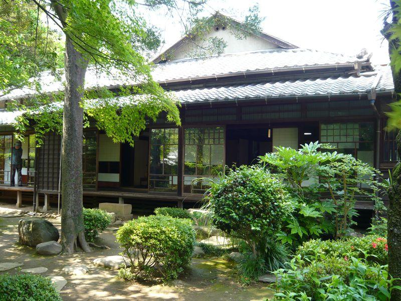 文豪漱石の住まい!熊本時代に暮らした坪井旧居で文学散策