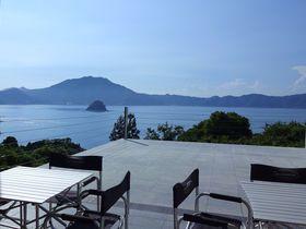 しまなみ海道〜大三島の美しい空と海のアートスポット♪