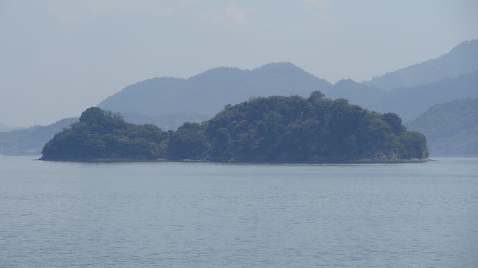 ひょうたん島のビューポイントは、ここから!