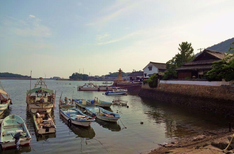 癒される港町・鞆の浦〜歴史ある建物でくつろげる贅沢な時間
