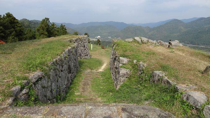 戦国から江戸時代の歴史を刻んだ城・・悲恋の坂崎出羽守の居城にも