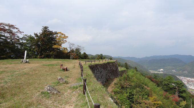 4.津和野城跡