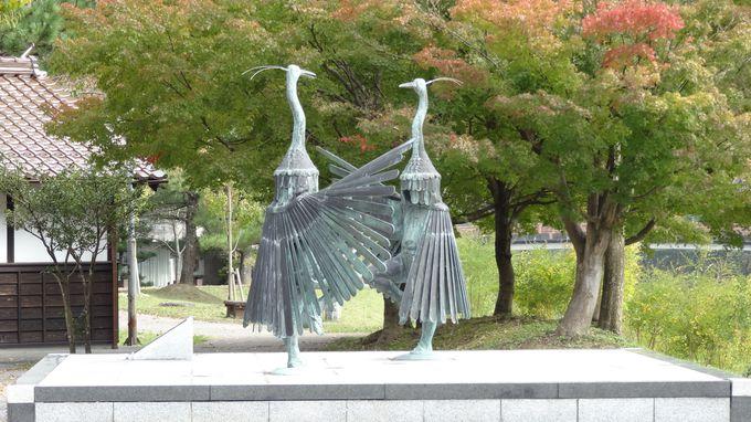 無形文化財に指定!津和野の鷺舞、津和野踊り♪