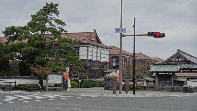 坂本龍馬も剣術試合をした?!山口県萩市・旧萩藩校明倫館へ