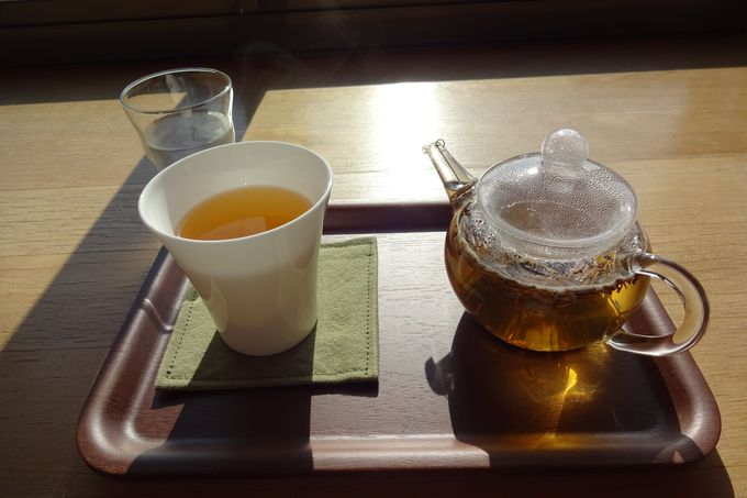 加賀のお殿様に献上されたほうじ茶も・・
