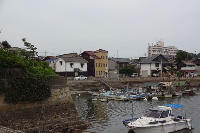 江戸時代の港湾施設が残る風景〜ロケ地でなくても訪れたい!