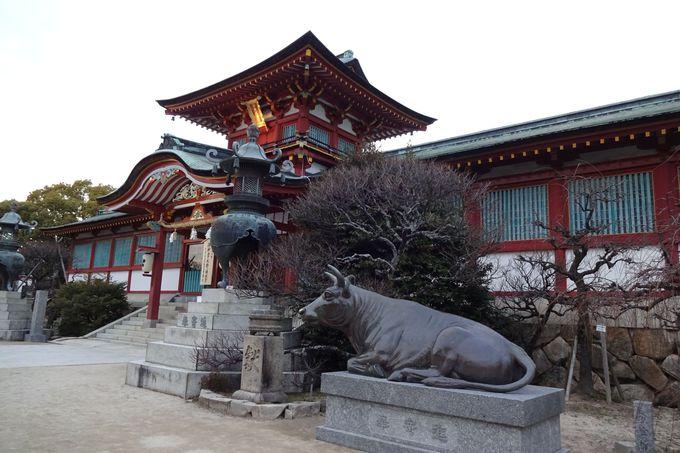 日本で最初の天満宮・防府天満宮で何を願う・・