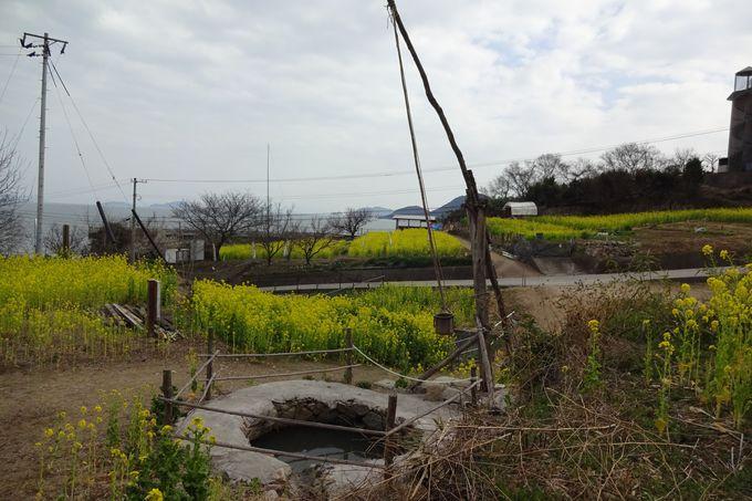 DASH島もこの「はねつるべ」を参考にして井戸作り・・