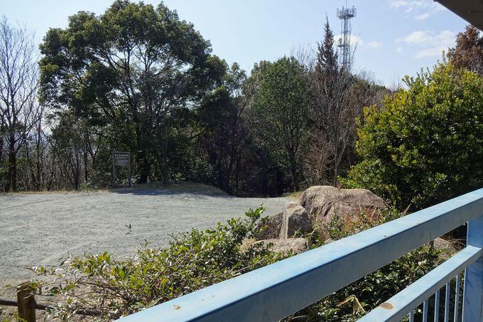 浄土寺憩いの森から浄土寺山展望台を目指す