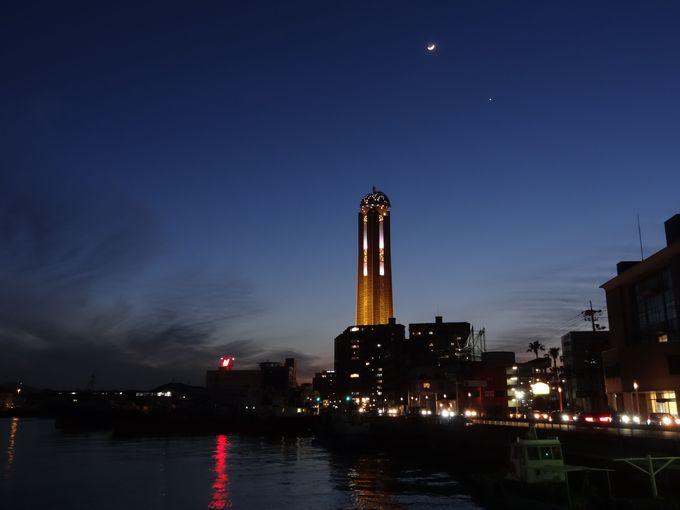 5.海峡ゆめタワー(海峡メッセ下関)
