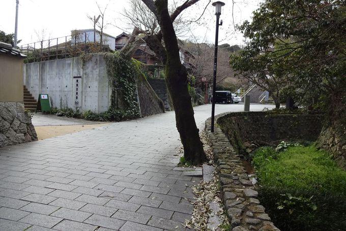 功山寺界隈は、風情たっぷり♪おしゃれ散歩道