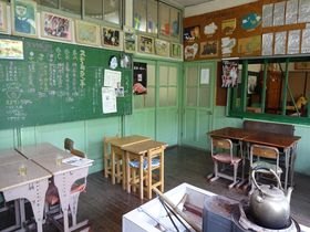広島・神石高原でタイムスリップ?!昔懐かし「学校食堂」ランチ