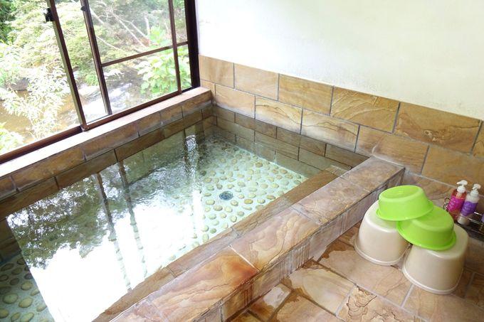 平日の午前中がおススメ!ゆっくり優雅な貸切風呂!