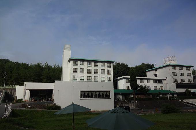田園に佇む静かなホテル「広島北ホテル」