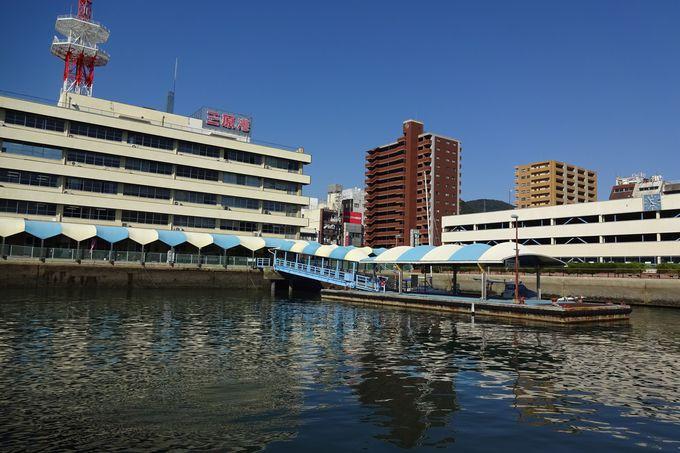 広島県三原港から出港!気ままな「のっとこクルーズ」