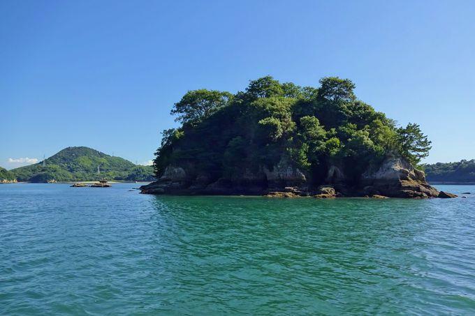 船から見える風景〜瀬戸内海の島々をぼんやり眺める