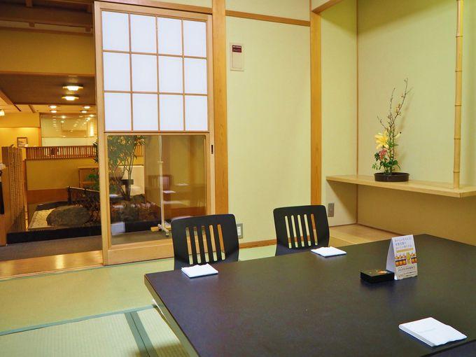 和食堂「鞆の浦」の和朝食でゆったりと