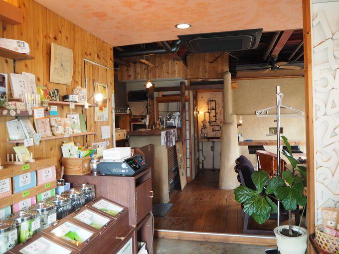 日本茶の魅力を再発見できる「日本茶ば〜UZI」へ