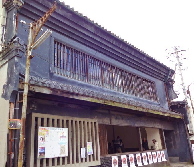 昭和元年築の粋を極めた「山脇邸」まずは、外観から・・