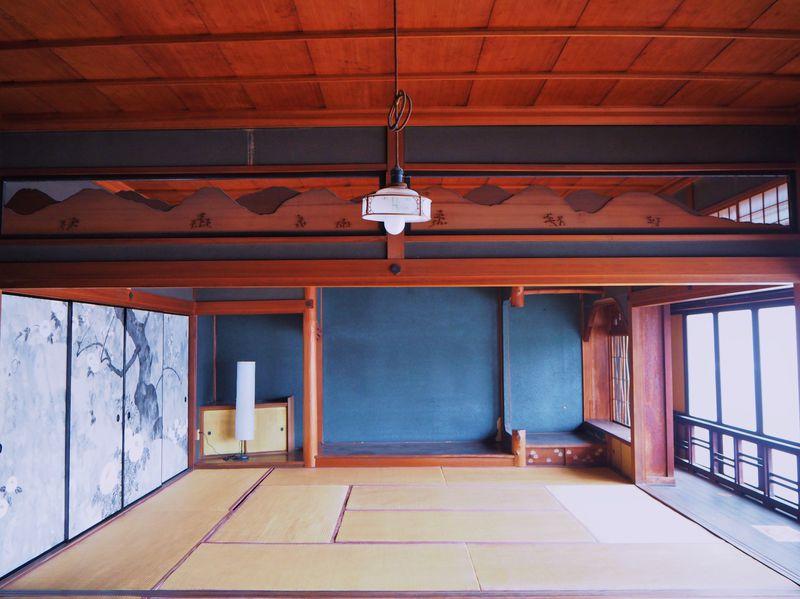 広島県三原市の粋を極めた「山脇邸」〜改装前の姿を見るなら今!