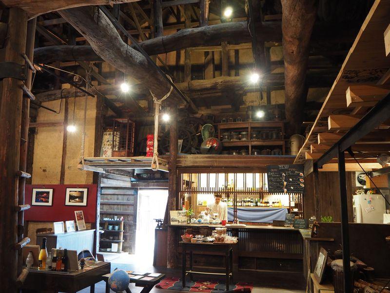 ビアソムリエもいる福山市鞆の浦「茶屋蔵」〜流星ワゴンの舞台へ